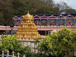Vijayawada Metropolis in Andhra Pradesh, India