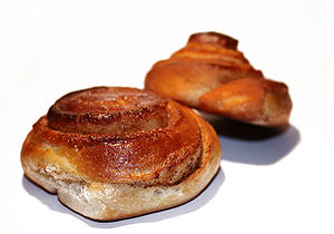 Cinnamon roll - Image: Kanelboller