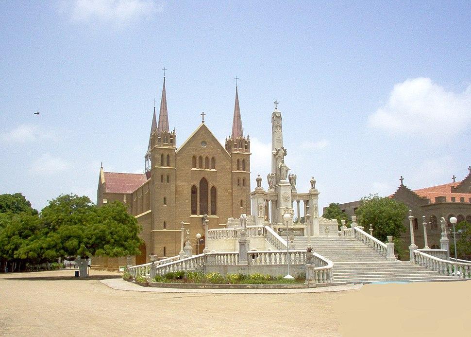 Karachi St. Patricks Cathedral