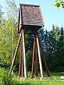 Karbennings gamla kyrka, klockstapeln.JPG