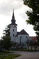 Kardašova Řečice kostel sv. Jana Křtitele - vychod.jpg