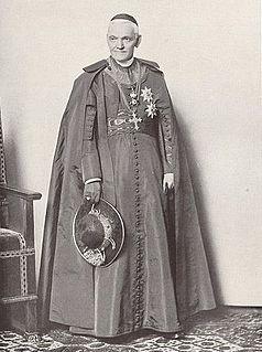 Kolos Ferenc Vaszary Catholic cardinal