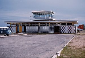 Kariba Airport - Kariba Airport (1959)