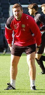 Karl Robinson English footballer and manager