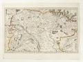 Karta över Ungern, från 1679 - Skoklosters slott - 97996.tif