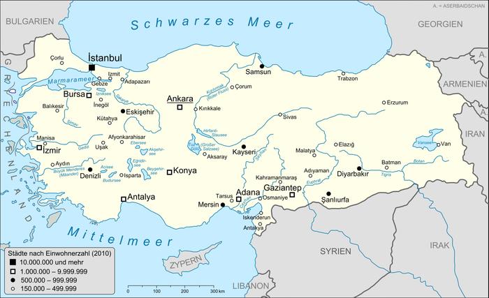 Cartina Mondo Turchia.Geografia Della Turchia Wikipedia