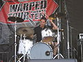 Kaumyar Delkash at Warped Tour 2010-08-10 02.jpg