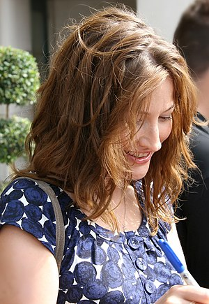 Macdonald at the 2007 Toronto International Film Festival KellyMacdonald07TIFF.jpg