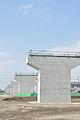 Ken-O Expressway Satte under construction 01.jpg