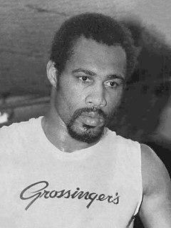 Ken Norton American boxer