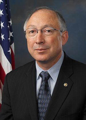 Ken Salazar - Ken Salazar as U.S. Senator from Colorado.