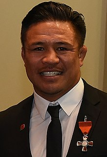 Keven Mealamu New Zealand rugby union footballer