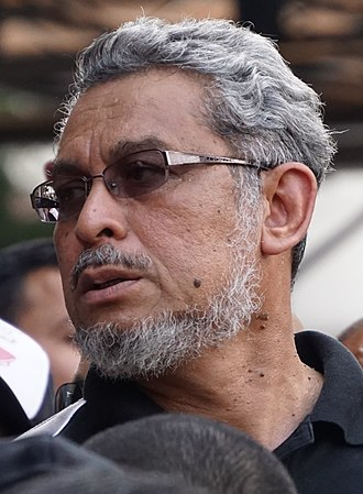 Khalid Abdul Samad - Khalid Samad in 2015