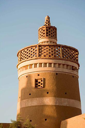 Dovecote - A dovecote at Najafabad, Iran