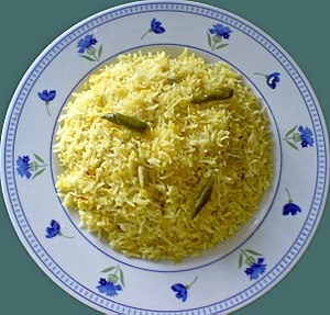 National dish - Khichdi, a national dish of India
