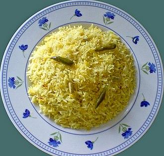 Khichdi - A plate of Khichdi