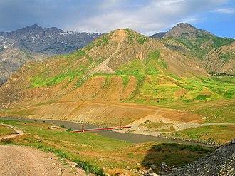 Badakhshan - Image: Khwahan&shurobod