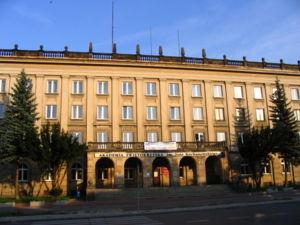 Jan Kochanowski University - Image: Kielce akademia świętokrzyska