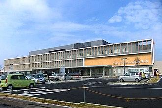 Kikkoman - Image: Kikkoman general hospital 2013