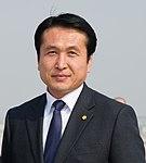 Kim Hyoung-soo at Osan Air Base, March 2017.jpg
