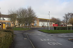 King Alfred's School, Highbridge.JPG