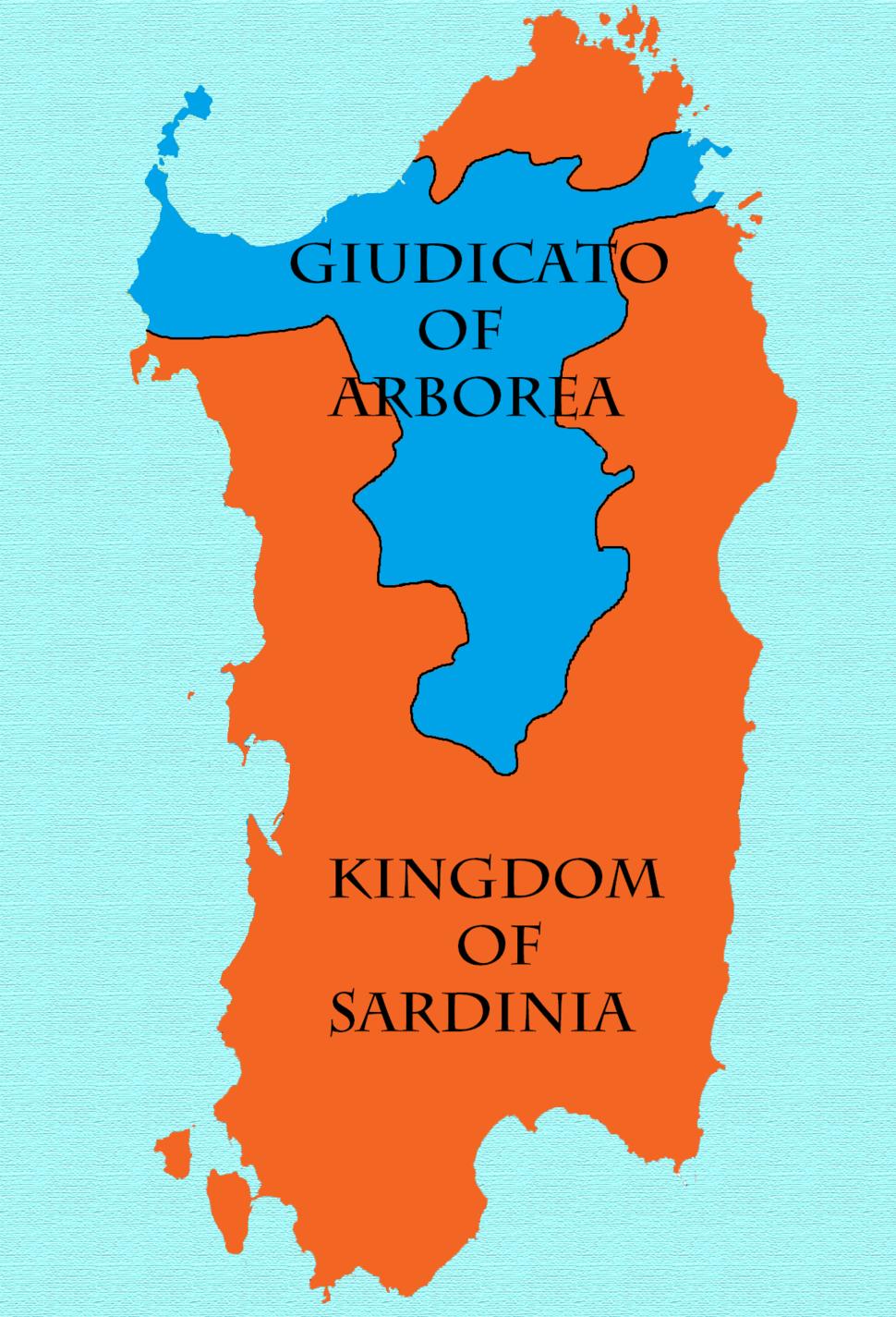Kingdom of Sardinia 1410-1420