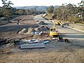 Kingston Bypass construction site.jpg