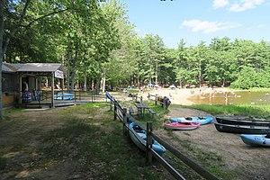 Kingston State Park - Image: Kingston State Park, Kingston NH