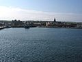 Kirkwall from the Westray ferry - geograph.org.uk - 285782.jpg