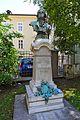 Klagenfurt Innere Stadt Ursulinengasse Enzenbergdenkmal 01092011 101.jpg