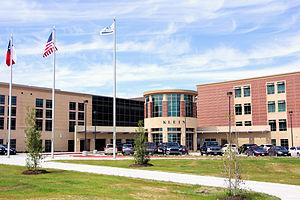 Klein Independent School District - Image: Klein ISD Klein High School