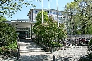 Rechts der Isar Hospital - Rechts der Isar hospital