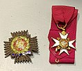 Knight Commander of the Order of the Bath in military division awarded to gen. Stanislaw Ujejski.jpg