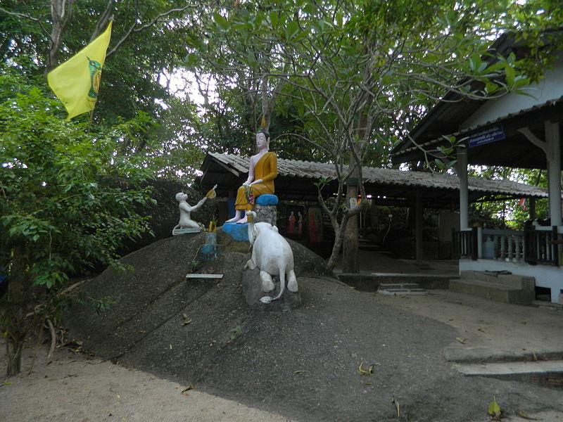 File:Koh Phangan, Thailand-WatKhaoTam (2).JPG