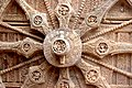 Konark Sun Temple - The Wheel Close up.jpg