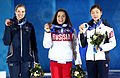 Korea Kim Yuna Sochi Medal Ceremony 05.jpg