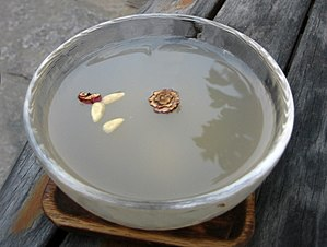 Korean rice punch-Sikhye-01A.jpg