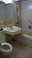 Koryo Hotel - Bathroom (11416724643).jpg