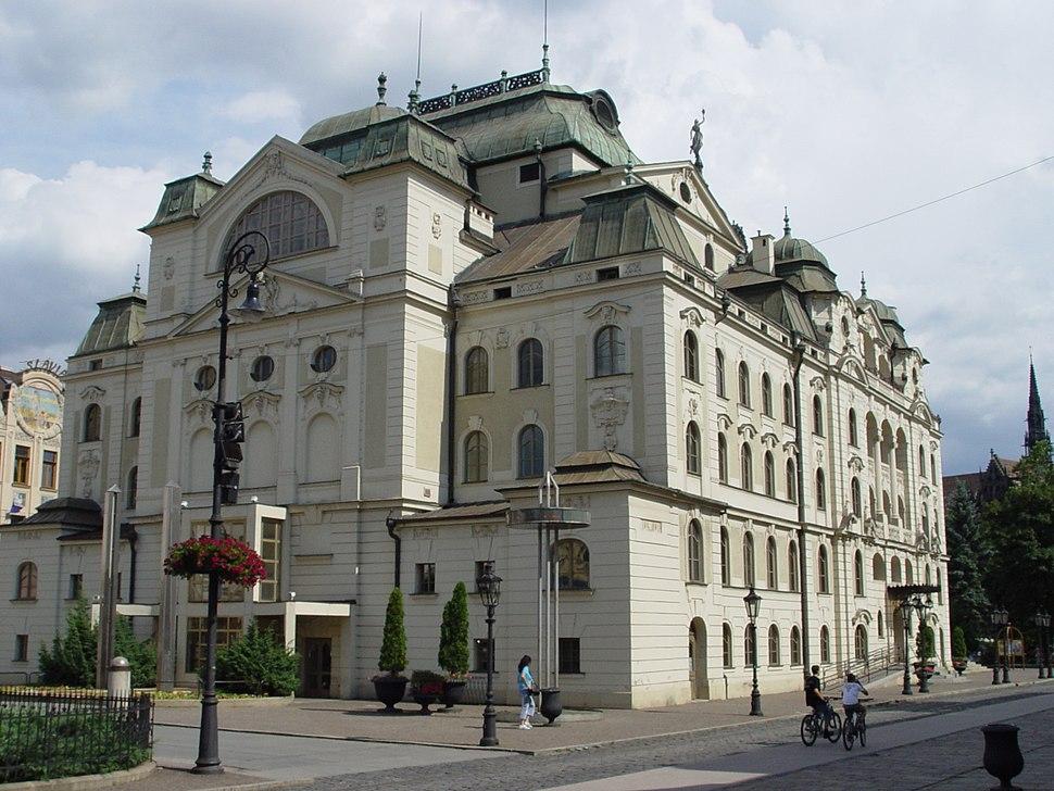 Kosice (Slovakia) - State Theater 5