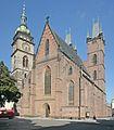Kostel sv. Ducha, katedrální (Hradec Králové) 01.JPG
