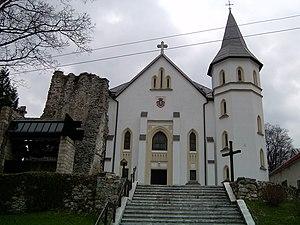 Church of Holy Trinity, Mošovce - The Church of Holy Trinity today