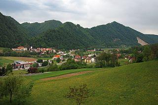 Kozje Town and Municipality in Slovenia
