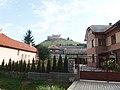 Krásnohorské Podhradie, pohľad na hrad.jpg