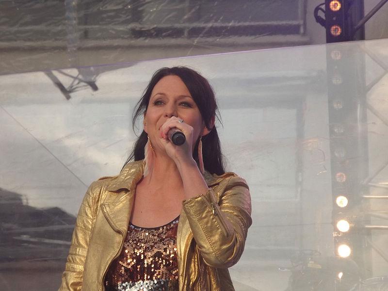 Bestand:Kristel Verbeke (2) (28 juli 2012).JPG