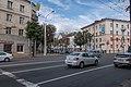Kuźmy Čornaha — Surhanava streets (Minsk, Belarus) p01.jpg