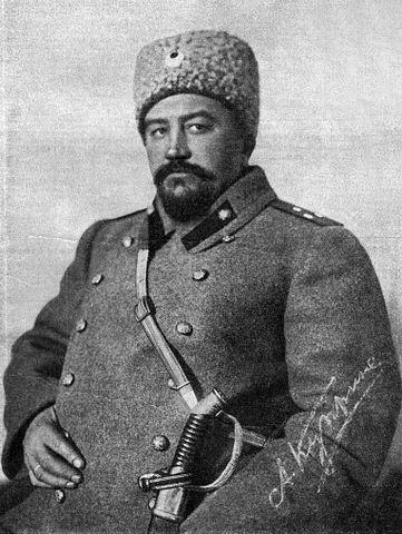 Поручик Куприн, 1914
