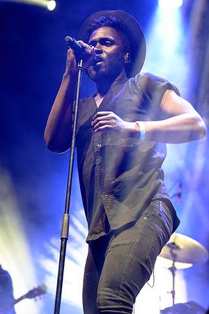 Kwabs - Kwabs performing live in Germany (2015)