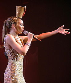 list of awards and nominations received by kylie minogue
