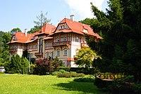 Lázeňský dům Jestřabí (Luhačovice), Leoše Janáčka 238, Luhačovice 1.JPG