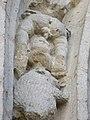 L0671 - Détail du fronton de l'église St Fursy - Lagny-sur-Marne.jpg